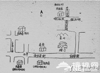 同春园 昔日京城闻香下马知味停车处[墙根网]