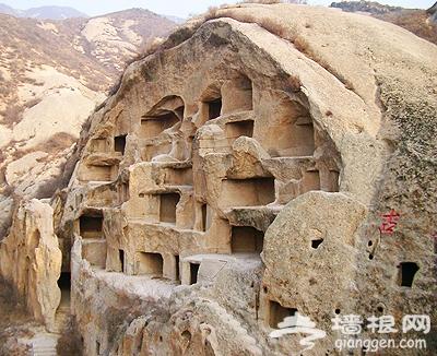 千古之谜古崖居:人工开凿需几十甚至上百年