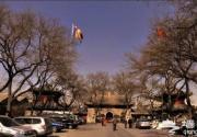 北京著名的四座寺庙 善男信女上香忙