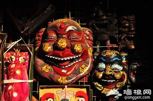 京城胡同游:印象烟袋斜街(组图)