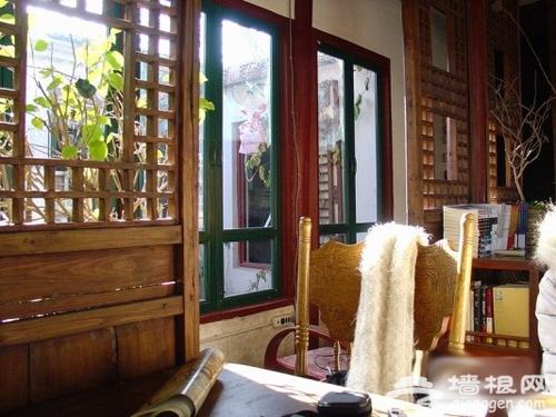 钱粮胡同32号咖啡馆 朴实中透着温暖