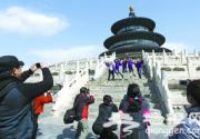 拍摄美丽新北京