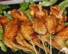 京城烤翅串飘香 美味对决各领风骚