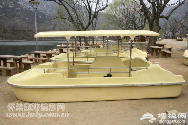 水长城新增10条游船全面提升景区迎客能力