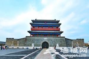 北京古都中轴线的文化遗产价值[墙根网]