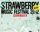 2012年北京草莓音乐节通州运河公园享受狂欢