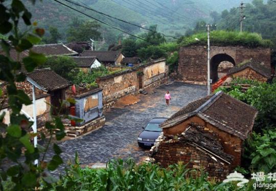 昌平长峪城 迷失在京郊边城的古韵小村