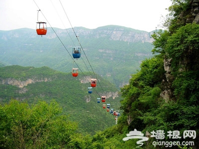 网友游记:游青龙峡 在青山绿水中游荡