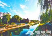 元大都城垣遗址公园 闹市里的绿色人文公园