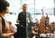 北京汽车博物馆 展雕塑作品