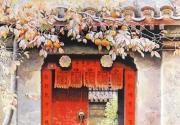 图画中才有的老北京