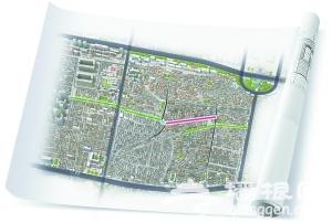 北京市最长步行街年内将建成[墙根网]
