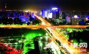 石景山:昔日钢城华丽转型京西商业中心[墙根网]