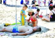 朝阳公园海洋沙滩节开幕
