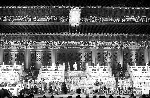 2012皇城国际旅游节开幕 3条骑行线探秘游皇城[墙根网]