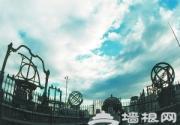 历史悠久的北京古观象台