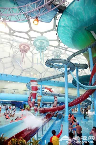 北京五大特色水上乐园 夏日戏水好去处