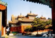 北京雍和宫:从龙潜福地到佛教胜地
