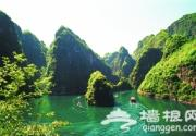 北国漓江龙庆峡