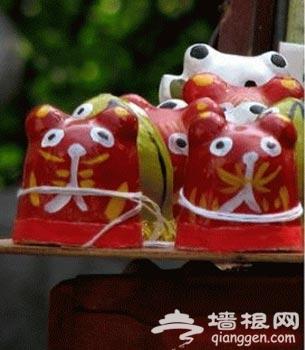 老北京玩具介绍--拉猫
