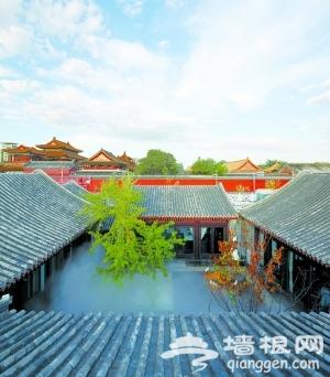 北京十大文化主题餐厅[墙根网]