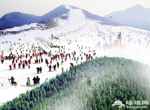 银冬平谷 激情飞扬---北京平谷第六届国际冰雪节
