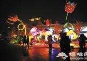 2012-2013年蓝色港湾灯光节开幕