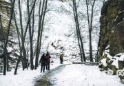 密云冬季旅游 滑雪攀冰体验极限运动