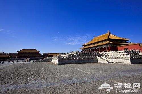赏老北京风景  体验帝都风情