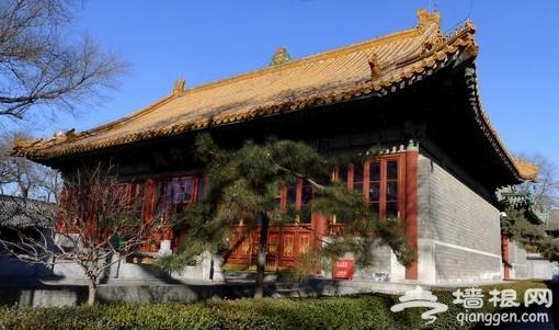 净化心灵 京城四家寺庙走走