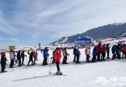 雪顿木屋 南山滑雪场住宿攻略