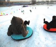 房山冰雪文化主题公园(长阳冰雪节)