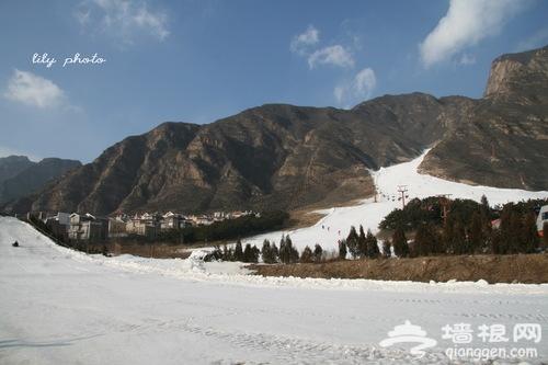石京龙滑雪场  京郊风景最美滑雪圣地