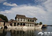 石舫之冠 颐和园唯一的西洋风建筑