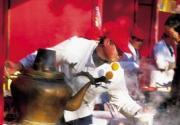 老北京庙会的小吃