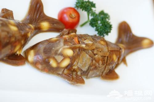 老北京春节餐桌上的传统菜 豆酱的做法