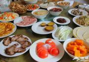 康陵村正德春饼宴 吃全北京最正宗春饼