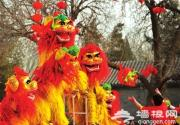 2013龙潭春节文化庙会昨日开幕