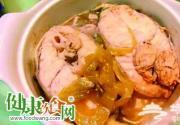情人节美食菜谱 冻咸菜鳗鱼的做法