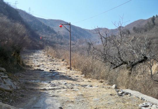 北京冬季周边周末自驾游推荐景点