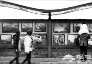 镜泊湖风光摄影北京玉渊潭公园开影展