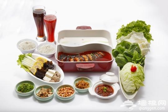 新辣道推出鱼火锅午市套餐