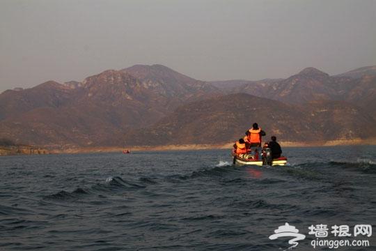 美丽易水湖 京郊小桂林