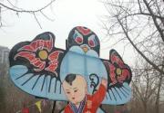 2013陶然亭公园第二届风筝春花文化节4月2日开幕