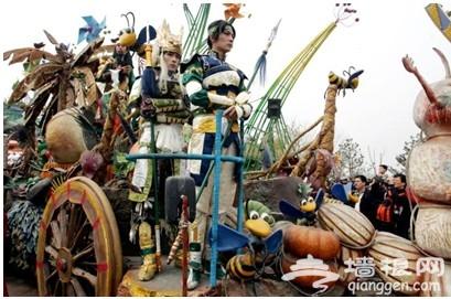 北京欢乐谷清明节劳动节活动 五大主题开启81天时尚狂享季[墙根网]