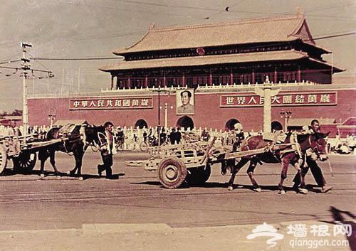 半个多世纪以前北京什么样?[墙根网]