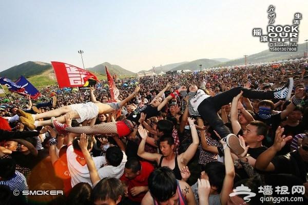 2013北京迷笛音乐节落幕 乐迷共贺迷笛学校20年[墙根网]