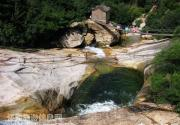幽谷神潭自然风景区5.19中国旅游日活动