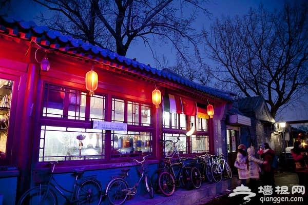 """京城""""创意集市""""新宠 藏于闹市之中的五道营"""