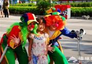 六一儿童节 北京欢乐谷心系下一代